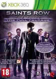 Descargar Saints Row The Third The Full Package [MULTI][Region Free][2DVDs][XDG3][MARVEL] por Torrent